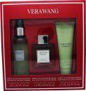Vera Wang Embrace Green Tea & Pear Blossom Gift Set 30ml EDT + 75ml Body Lotion + 118ml Fragrance Mist