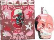 Police To Be Pink Eau De Toilette 75ml Spray