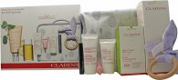 Clarins Maternity Body Care Gift Set 8 Pieces