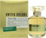 Benetton United Dreams Dream Big Eau de Toilette 80ml Spray