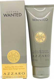 Azzaro Wanted Aftershave Balsem 100ml