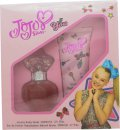 JoJo Siwa Be You Gift Set 50ml EDP + 100ml Body Wash