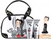 Betty Boop Angel Gift Set 2.5oz (75ml) EDT + 3.4oz (100ml) Bubble Bath