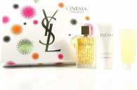 Yves Saint Laurent Cinema Gavesett 50ml EDP + 75ml Body Lotion + 75ml Shower Gel