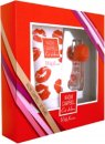 Naomi Campbell Cat Deluxe with Kisses Gift Set 15ml EDT + 200ml Bath & Shower Gel