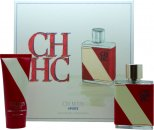 Carolina Herrera CH Men Sport Gift Set 100ml EDT + 100ml Aftershave Balm
