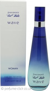 Davidoff Cool Water Wave Eau de Toilette 100ml Spray