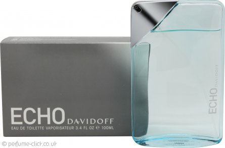 Davidoff Echo for Men Eau de Toilette 100ml Spray