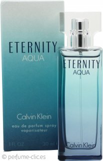 Calvin Klein Eternity Aqua for Women Eau de Parfum 30ml Vaporizador