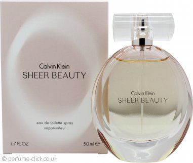 Calvin Klein Sheer Beauty Eau de Toilette 50ml Spray