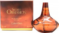 Calvin Klein Secret Obsession Eau de Parfum 30ml Sprej