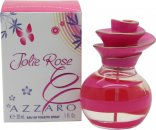 Azzaro Jolie Rose Eau de Toilette 30ml