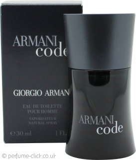 Giorgio Armani Code Eau De Toilette 30ml Spray