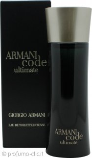 Giorgio Armani Armani Code Ultimate Eau de Toilette Intense 75ml Spray