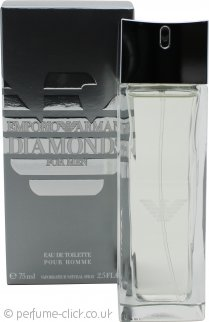 Giorgio Armani Emporio Diamonds Eau de Toilette 75ml Spray