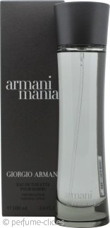 Giorgio Armani Armani Mania for Men Eau de Toilette 100ml Vaporizador