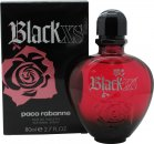 Paco Rabanne Black XS Eau de Toilette 80ml Spray