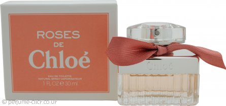 Chloe Roses De Chloe Eau de Toilette 30ml Spray
