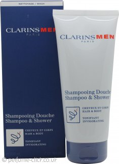 Clarins Men Total Shampoo   200ml Hair and Body