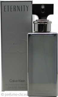 Calvin Klein Eternity 25th Anniversary Edition for Women Eau de Parfum 100ml Vaporizador