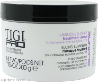 Tigi Pro Luminous Blonde Treatment Mask 200g