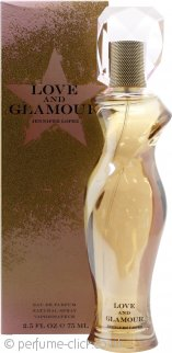 Jennifer Lopez Love and Glamour Eau de Parfum 75ml Spray