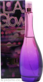 Jennifer Lopez L.A. Glow Eau de Toilette 100ml Spray