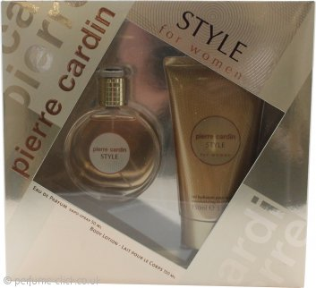 Pierre Cardin Style for Women Gift Set 50ml EDP + 150ml Body Lotion
