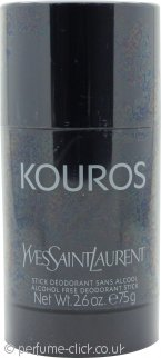 Yves Saint Laurent Kouros Deodorant Stick Alcohol Free 75ml