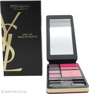 Yves Saint Laurent Very YSL Paleta Maquillaje – Colección Rosa