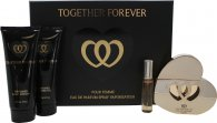 Laurelle Together Forever Giftset 100ml EDP + 120ml Body Lotion + 120ml Duschgel