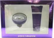 Paco Rabanne Ultraviolet Gift Set 50ml EDP + 50ml Shower Gel +50ml Body Lotion