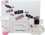 Salvatore Ferragamo Incanto Bloom Gift Set 50ml EDT + 50ml Body Lotion