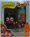 Moshi Monsters Moshi Monsters Gift Set Fangtastic Shower Gel 250ml & Diavio Squirter For Kids
