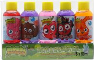 Moshi Monsters Gift Set 5x 50ml Bath & Shower Gel