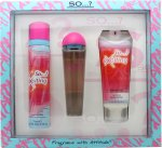 So...? Exciting Gift Set 50ml EDT + 100ml Body Lotion + 75ml Deodorant Spray