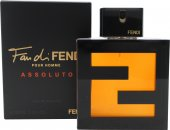 Fendi Fan di Fendi Pour Homme Assoluto Eau de Toilette 100ml Spray