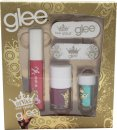 Glee Divas Free Your Glee Gavesæt Let's Face It - 10.2ml Lip Gloss + 6.8ml Neglelak + 2g Øjnskygge + 2 Neglefil
