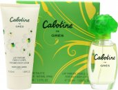 Gres Parfums Cabotine Gift Set 100ml EDT + 200ml Body Lotion + 200ml Shower Gel