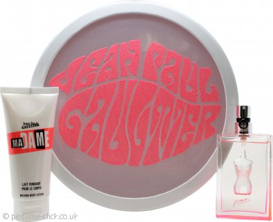Jean Paul Gaultier Ma Dame Gift Set 50ml EDT + 100ml Body Lotion