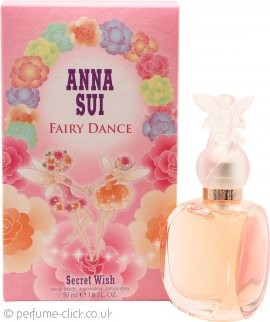 Anna Sui Fairy Dance Secret Wish Eau de Toilette 50ml Spray