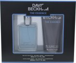 David Beckham Classic Blue Gift Set 40ml EDT + 200ml Shower Gel