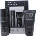 David Beckham Instinct Gift Set 150ml Deodorant Sprej + 150ml Hair & Body Wash