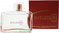 Estee Lauder Intuition Eau de Toilette 100ml Spray