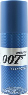 James Bond 007 Ocean Royale Deodorant Spray 150ml