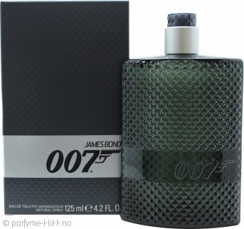James Bond 007 Eau de Toilette 125ml Spray