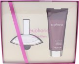 Calvin Klein Euphoria Gift Set 30ml EDP + 100ml Shower Cream