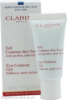 Clarins Skincare Eye Contour Gel 20ml All Skin Types