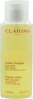 Clarins Toning Lotion with Camomile 400ml - Normal/Dry Skin