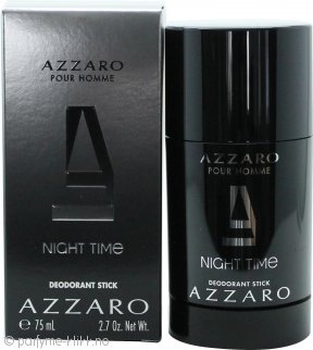 Azzaro Night Time Pour Homme Deodorant Stick 75g